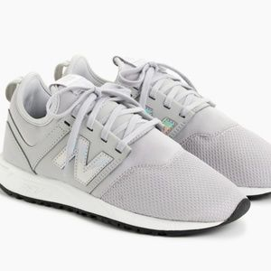J. Crew New Balance 247 sneakers Womans 10